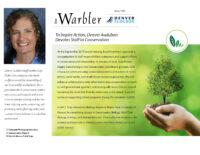Jan-Feb Warbler cover